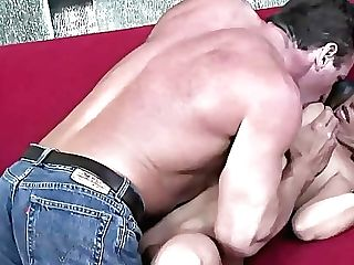 Addictive Fuck-a-thon With A Matures On Fire