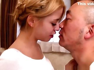 Blonde Asian Instructor Stacey Rails Her Horny Matures Student