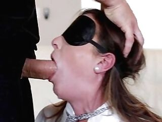 Wifey's Hairy Cunt Gets Demolished By Stud's Greedy Dick