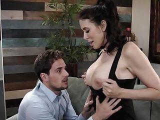 Lewd Mommy Reagan Foxx Porno Flick