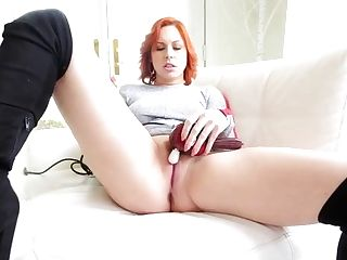Big Tits Red-haired Cougar Edyn Blair Compilation