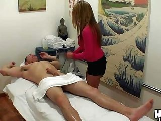 Hot And Sensuous Masseuse Mia Leilani Gets Her Mitts On