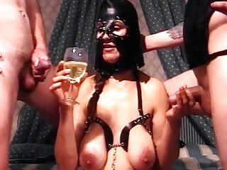 Horny Homemade Big Natural Tits, German Hook-up Movie