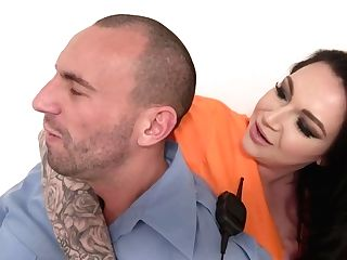 Darcia Lee & Harmony Reigns & Stirling Cooper In Jail Fever - Fakehuboriginals