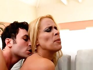 James Deen Shows Payton Leigh How To Use Her Asshole