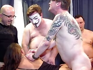 Sexy Susi: Group Sex With Buttfuck And Dual Invasion!