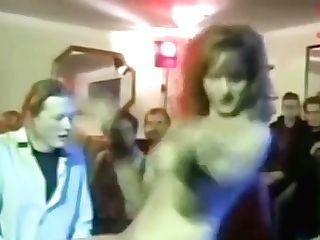 Kerry Matthews Striptease