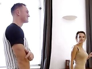 Mature4k. Tempting Charmer Is Drilled Rapid And Hard By The Computer Boy