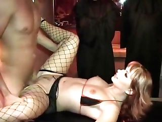 Look What The Fishnet Stockings Hauled In - Bb Gunn