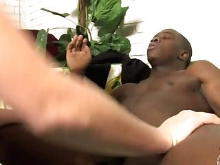 Sandy-haired Matures Gets Big Black Masculine Stick