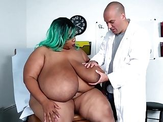 Cotton Candi Dr Lawless Breast Examination