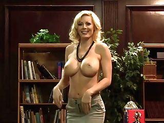 Insatiable Blonde Mummy Librarians Bonus Scene 1