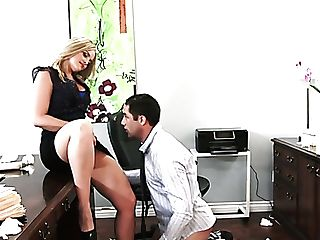 Stunning Manager Alexis Texas Has A Habit Of Fucking Her Employees