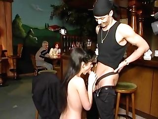Getting Gargled In A Bar - Julia Reaves