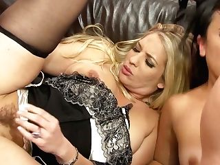 Ardent 41 Yo Lady Jordan Kingsley Is Ready For Some Wild Swapper Fuck