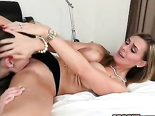 Blonde Tanya Tate Is Good At Love Stick Sucking And Loves It  : Adult Tube Pornalized.com