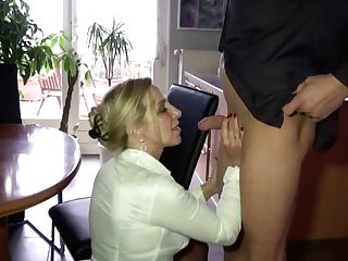 German Matures Fuck Big Dick Friend Of Sis After Soiree