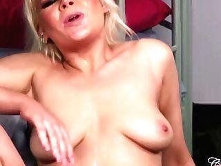 Gina Varney - Backpacker Facial Cumshot