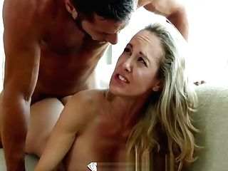 Huge-titted Cougar Brandi Loves Getting Fucked