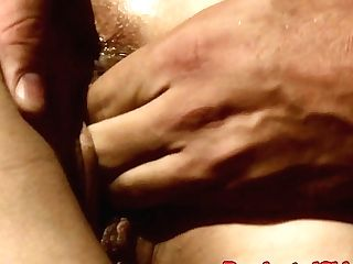 Blinded Matures Sub Gets Her Cunt Drilled