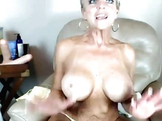 Fabulous Big Titted Mummy Alexis Extacy Seeks Hard Knobs