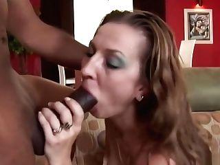 Black Pecker Makes Her Wail Noisily