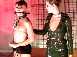 Maitresse Madeline Marlowe & Trisha In Maligned Mistress (part 1 Of Two) - Kink