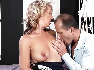Horny Adult Movie Stars George, Luci Angel In Finest Cougar, Diminutive Tits Adult Movie